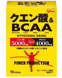 POWER PRODUCTIONクエン酸&BCAA/Glico
